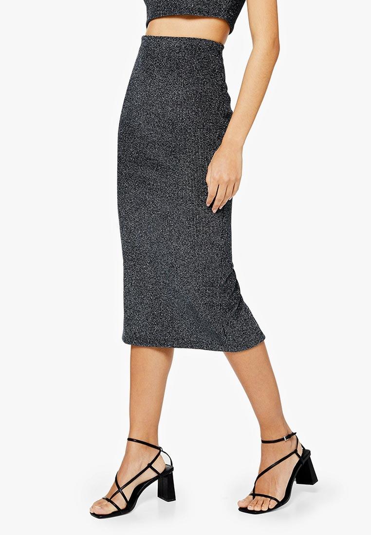 Прямая юбка Topshop (Топ Шоп) 10A04RGNM