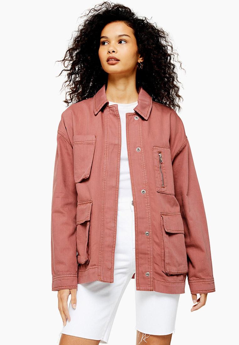 Джинсовая куртка Topshop (Топ Шоп) 11R07RROS