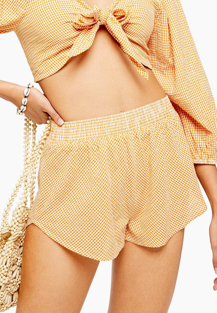 Женские повседневные шорты Topshop (Топ Шоп) 03P02QMUS