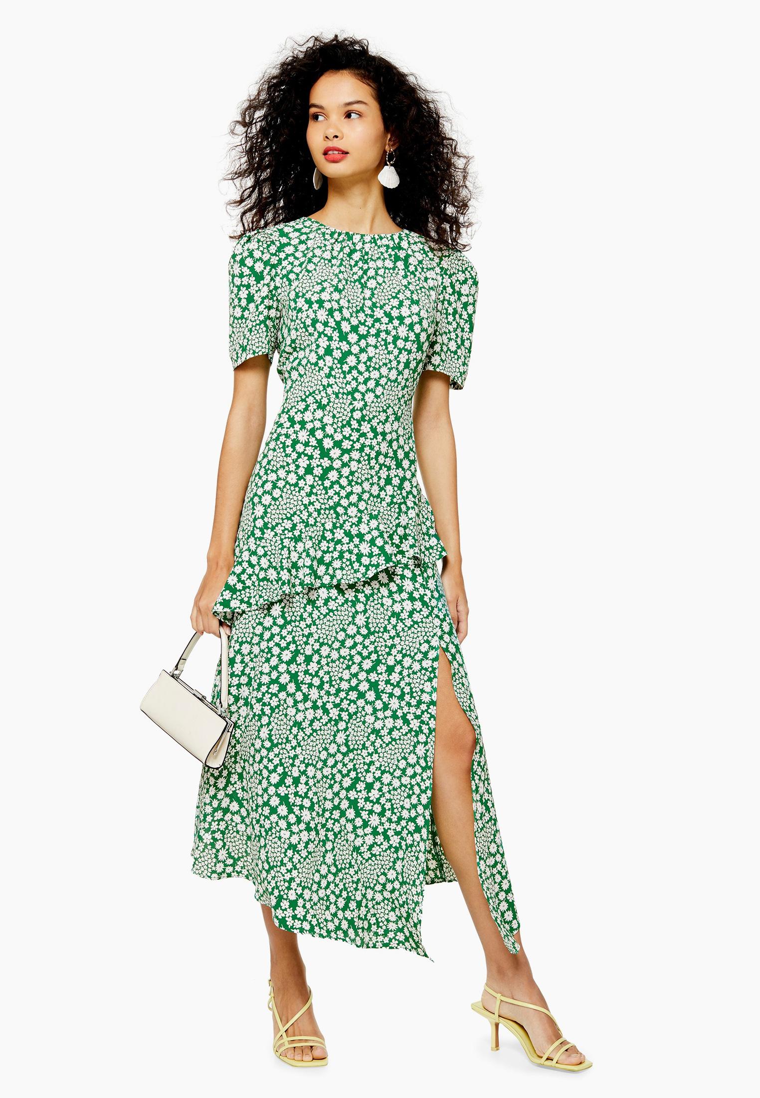 Платье Topshop (Топ Шоп) 10S09RGRN