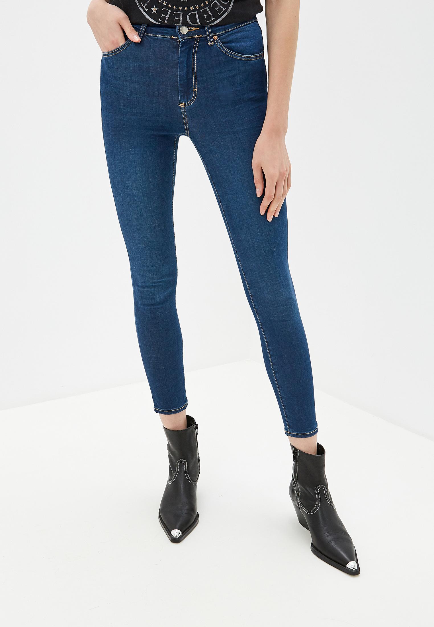 Зауженные джинсы Topshop (Топ Шоп) 02L04QIND