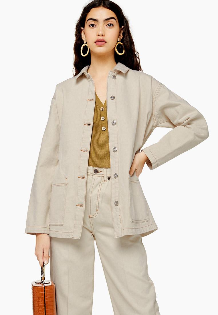 Джинсовая куртка Topshop (Топ Шоп) 05J92QECR