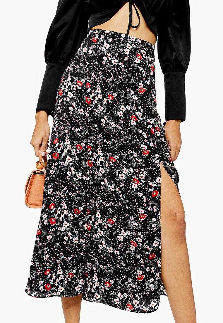Прямая юбка Topshop (Топшоп) 27N10RBLK