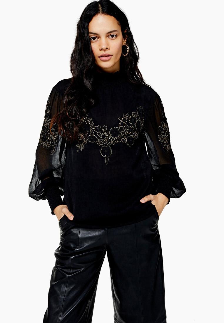 Блуза Topshop (Топ Шоп) 13Q01RBLK