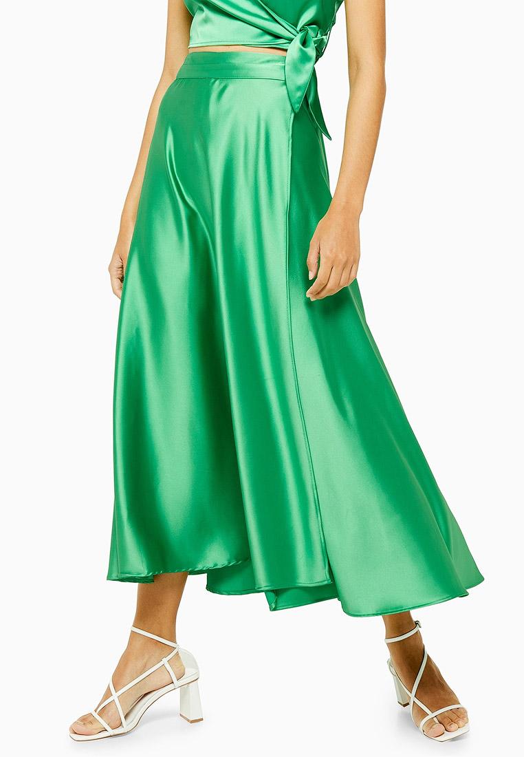 Широкая юбка Topshop (Топ Шоп) 27A06RGRN