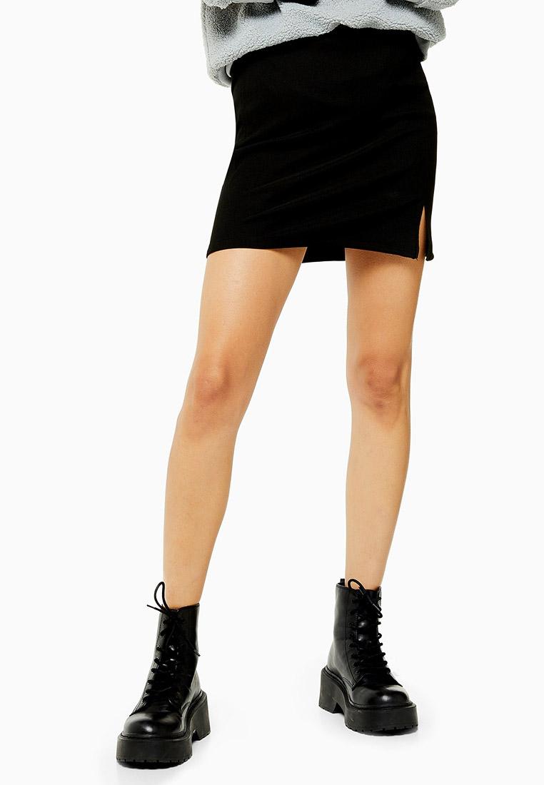 Прямая юбка Topshop (Топ Шоп) 27E02RBLK