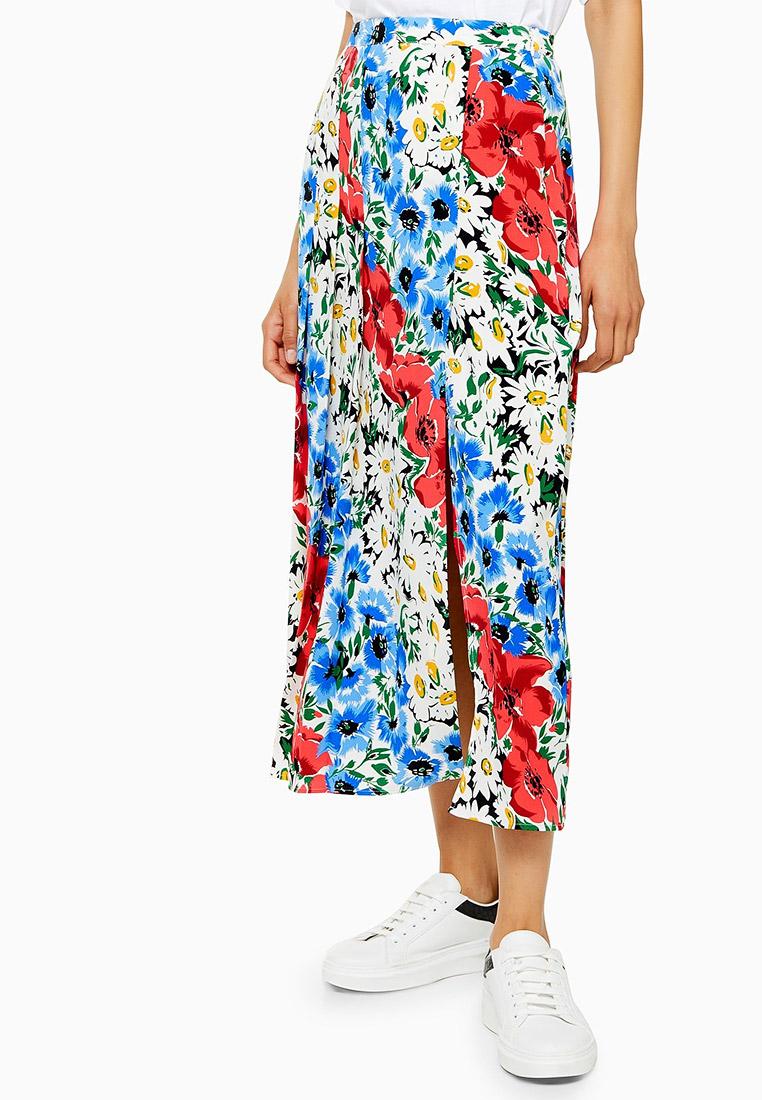 Широкая юбка Topshop (Топшоп) 27N05RMUL