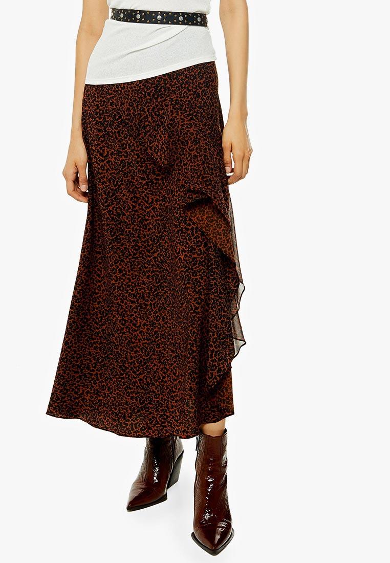 Широкая юбка Topshop (Топ Шоп) 27N22RBRN
