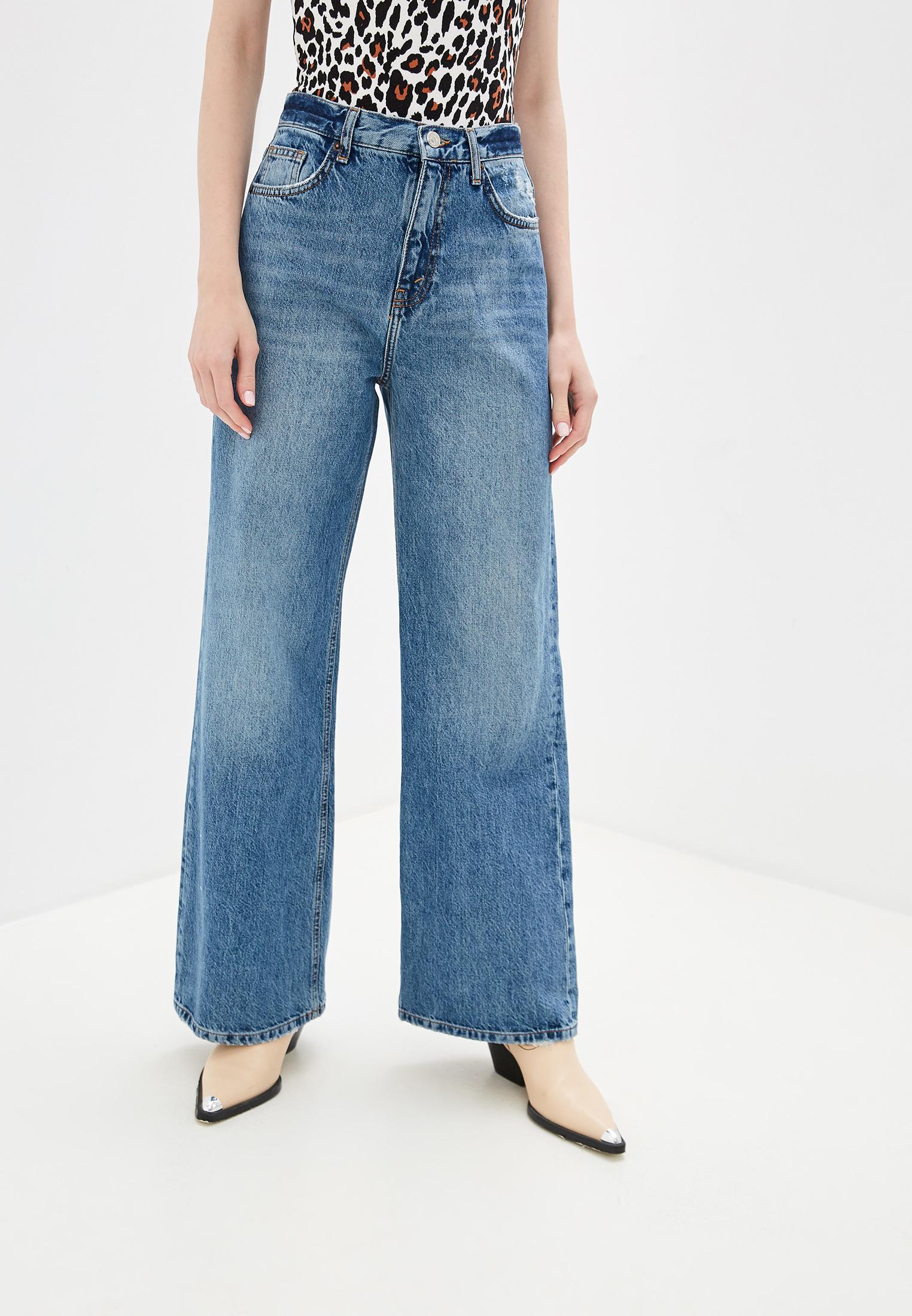 Широкие и расклешенные джинсы Topshop (Топ Шоп) 02W38RMDT