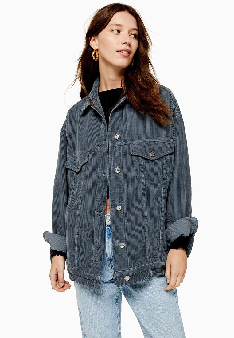 Джинсовая куртка Topshop (Топ Шоп) 05J07RBLE