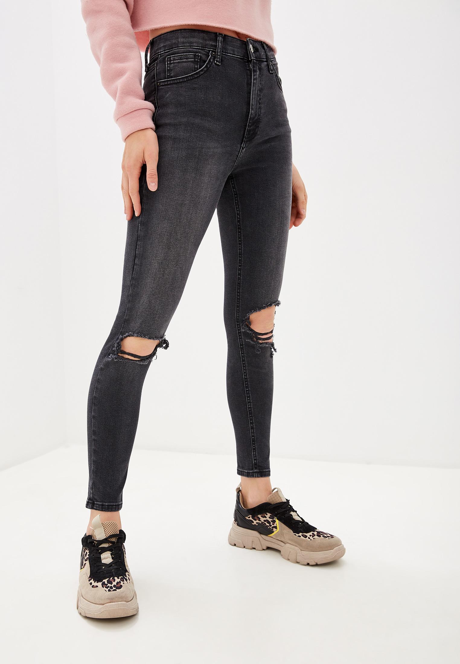 Зауженные джинсы Topshop (Топ Шоп) 02W44RWBK