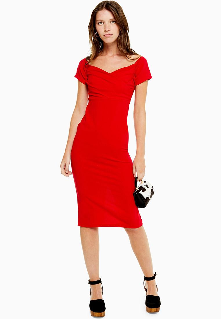 Платье Topshop (Топ Шоп) 10A13RRED