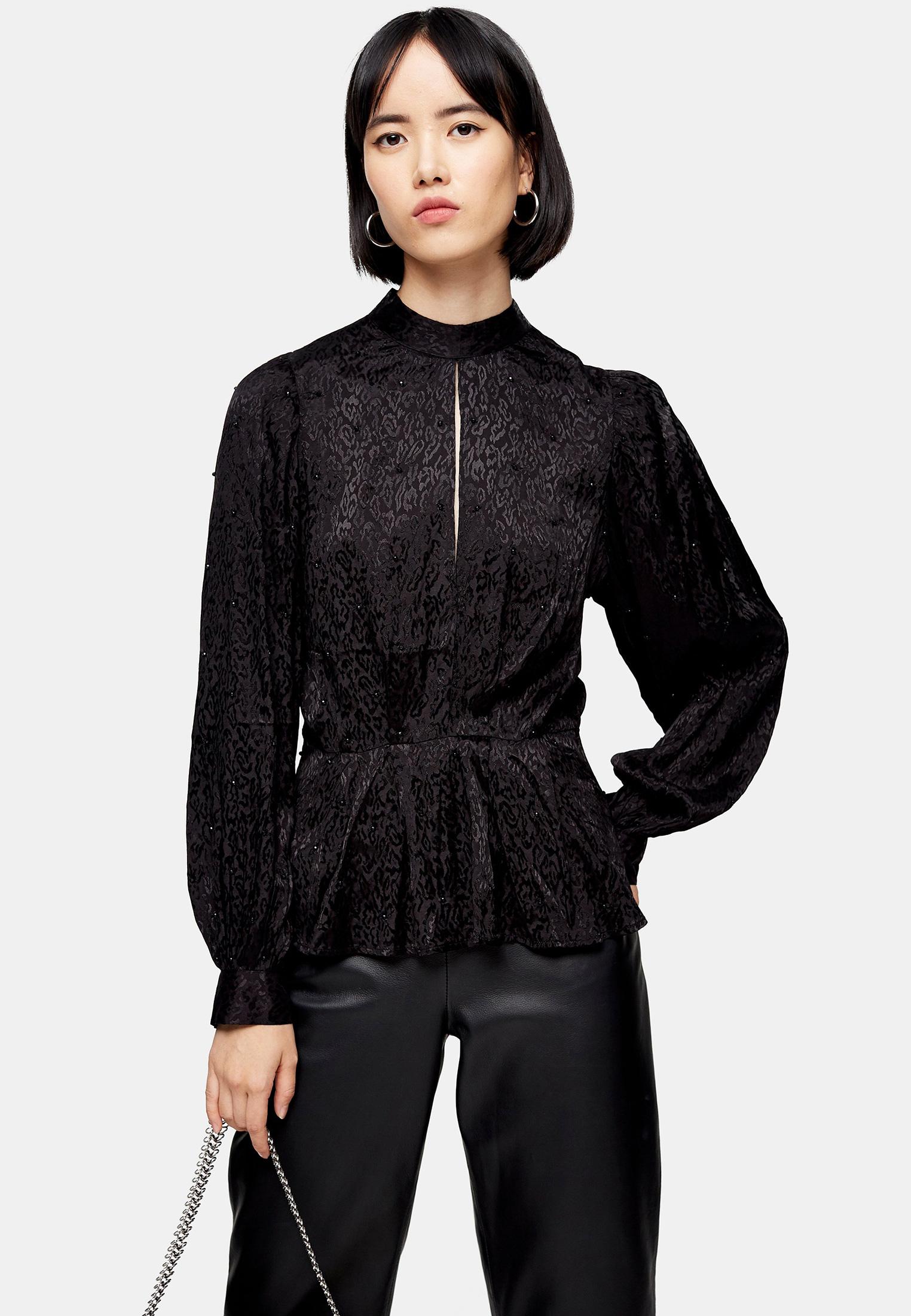 Блуза Topshop (Топ Шоп) 13R21RBLK