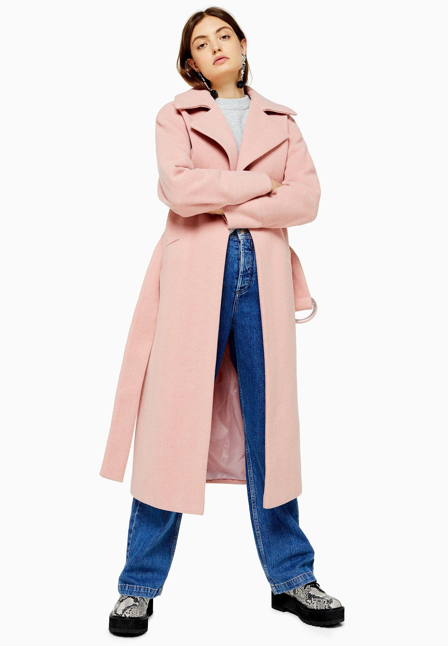 Женские пальто Topshop (Топ Шоп) 07D04RPNK