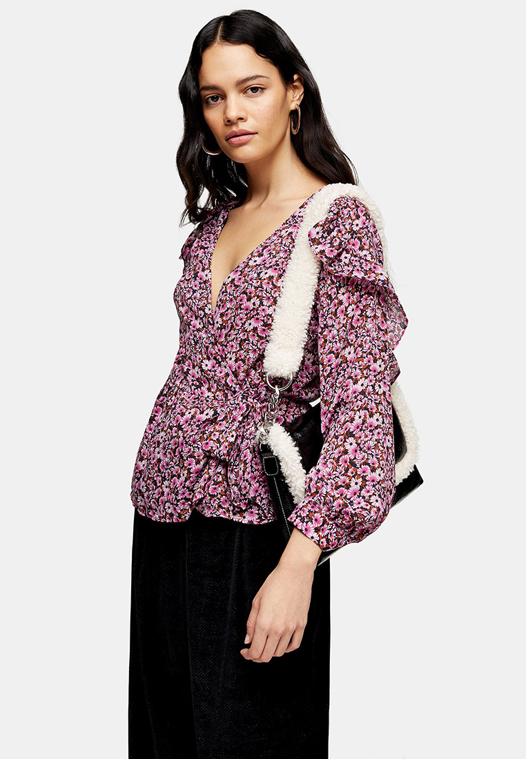 Блуза Topshop (Топ Шоп) 13G56RPNK