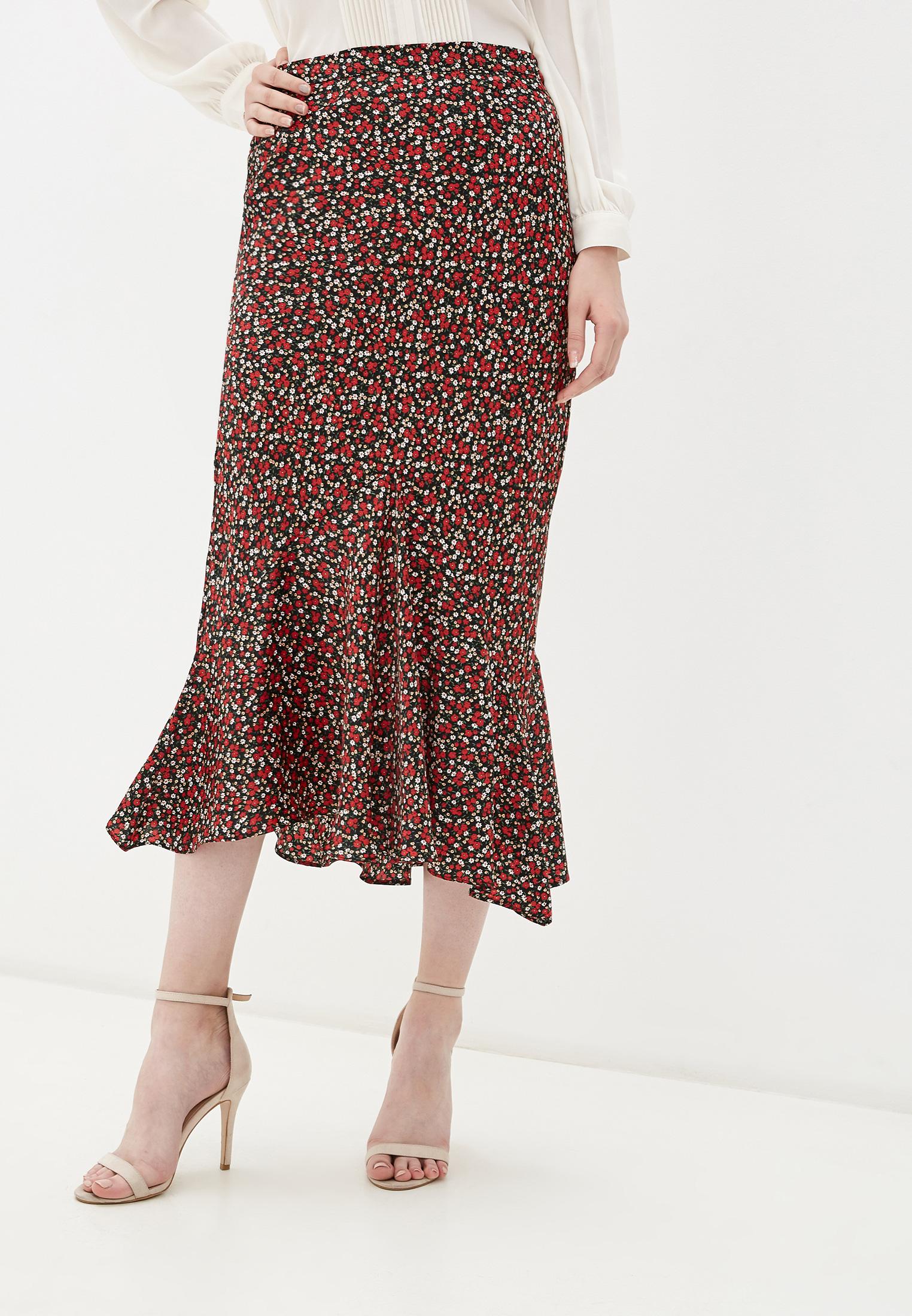 Узкая юбка Topshop (Топ Шоп) 27N52RRED