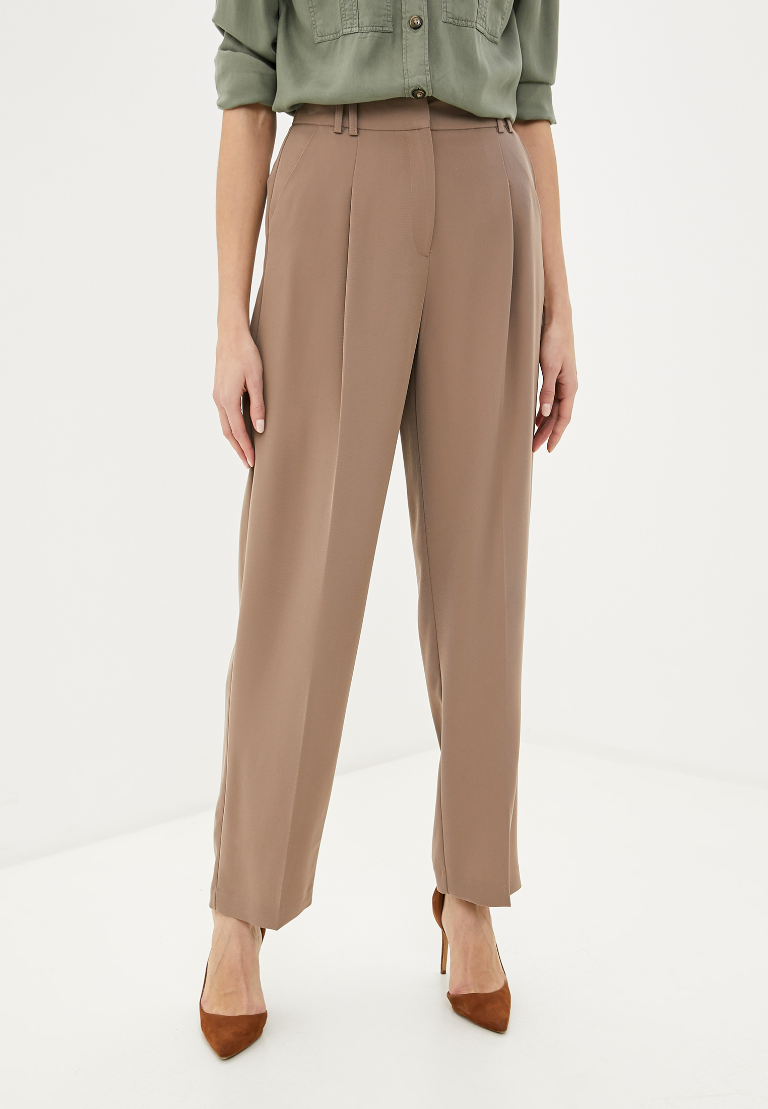 Женские классические брюки Topshop (Топ Шоп) 36R07RMNK