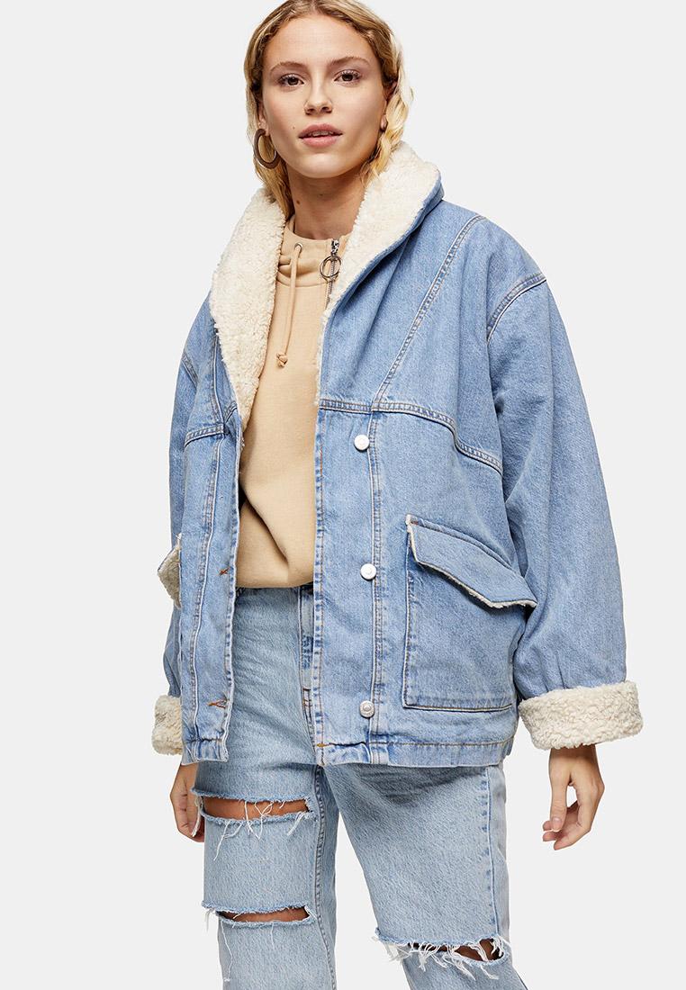 Джинсовая куртка Topshop (Топ Шоп) 05J42RMDT