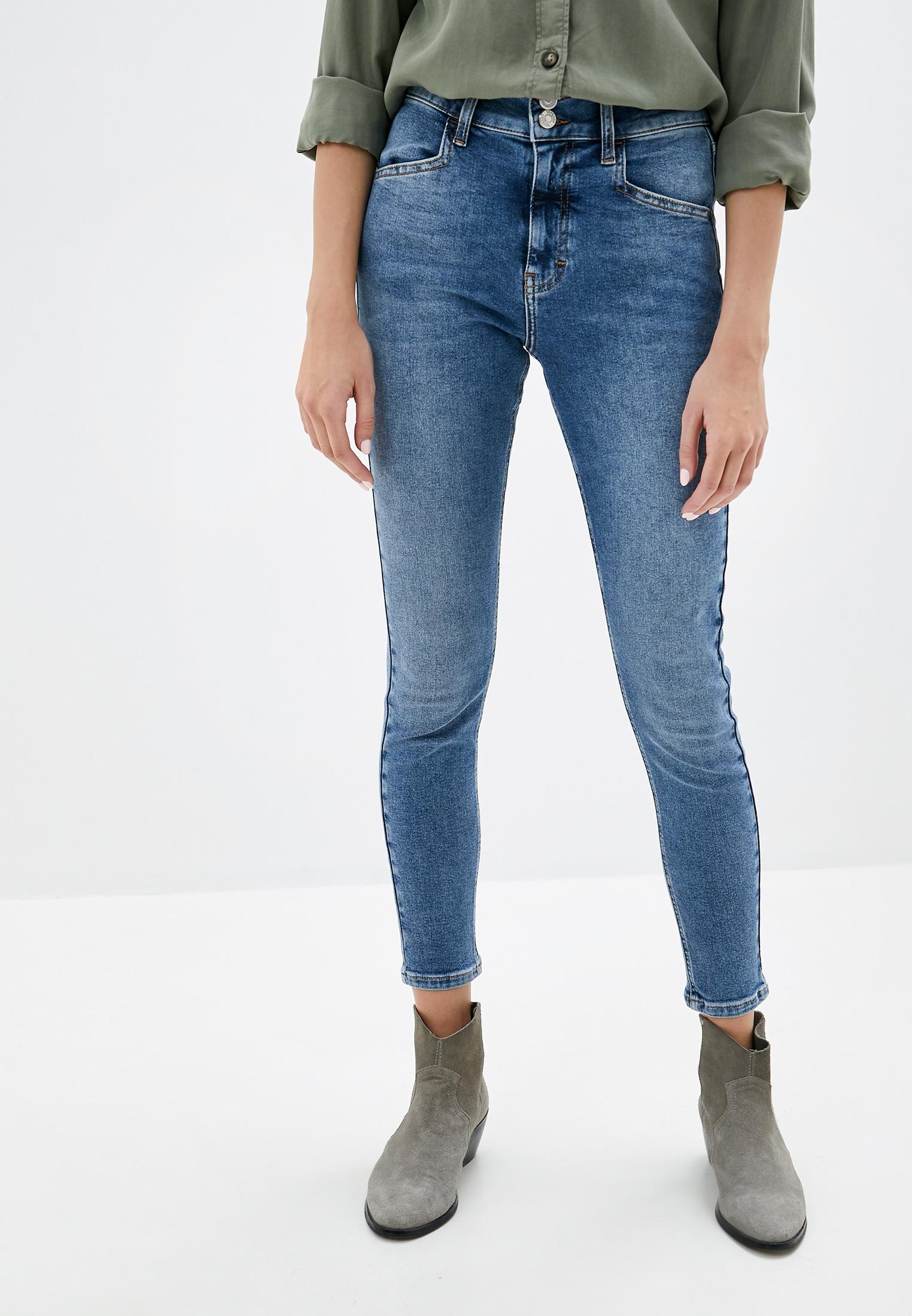 Зауженные джинсы Topshop (Топ Шоп) 02W61RMDT