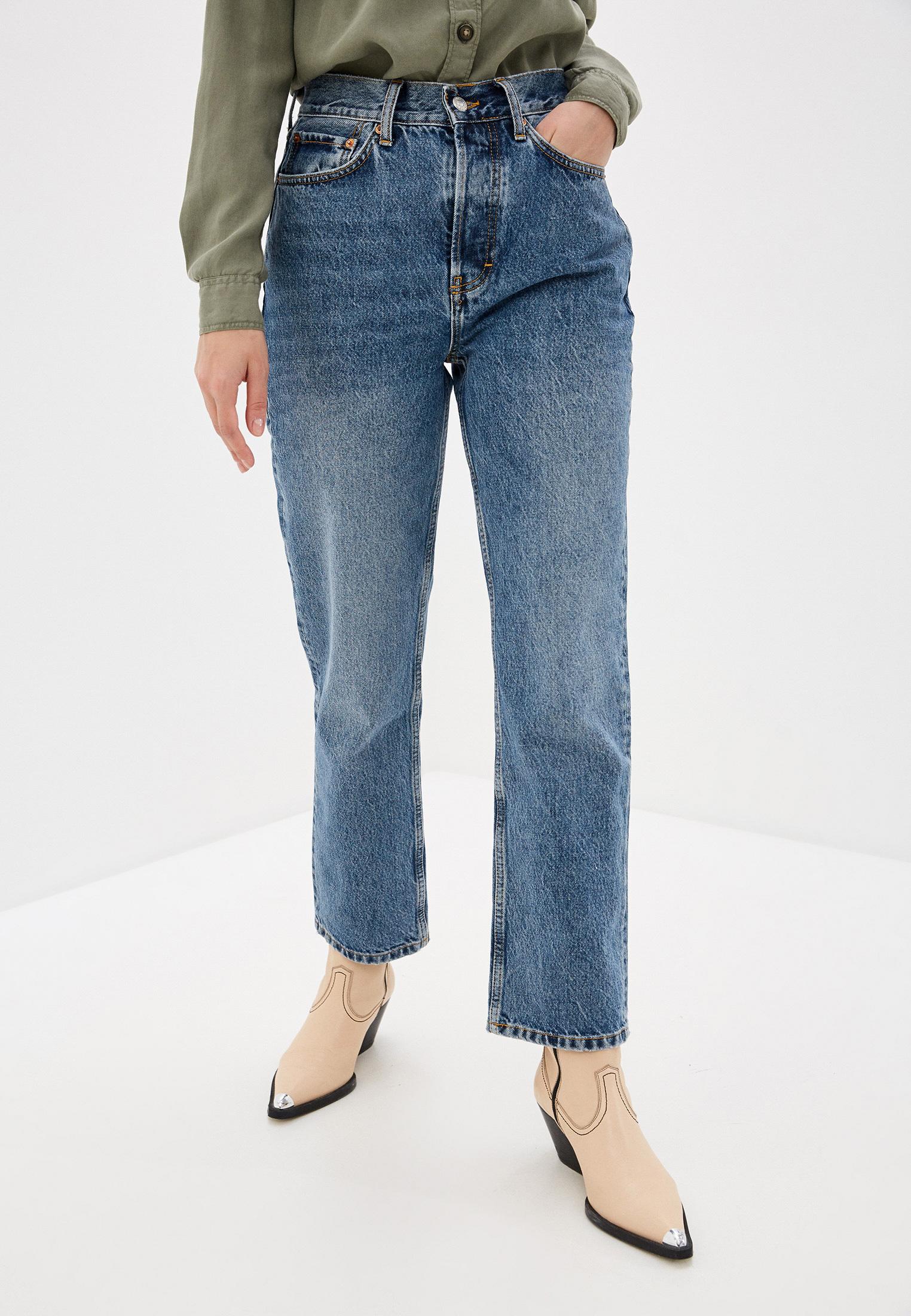 Широкие и расклешенные джинсы Topshop (Топ Шоп) 02D05RMDT