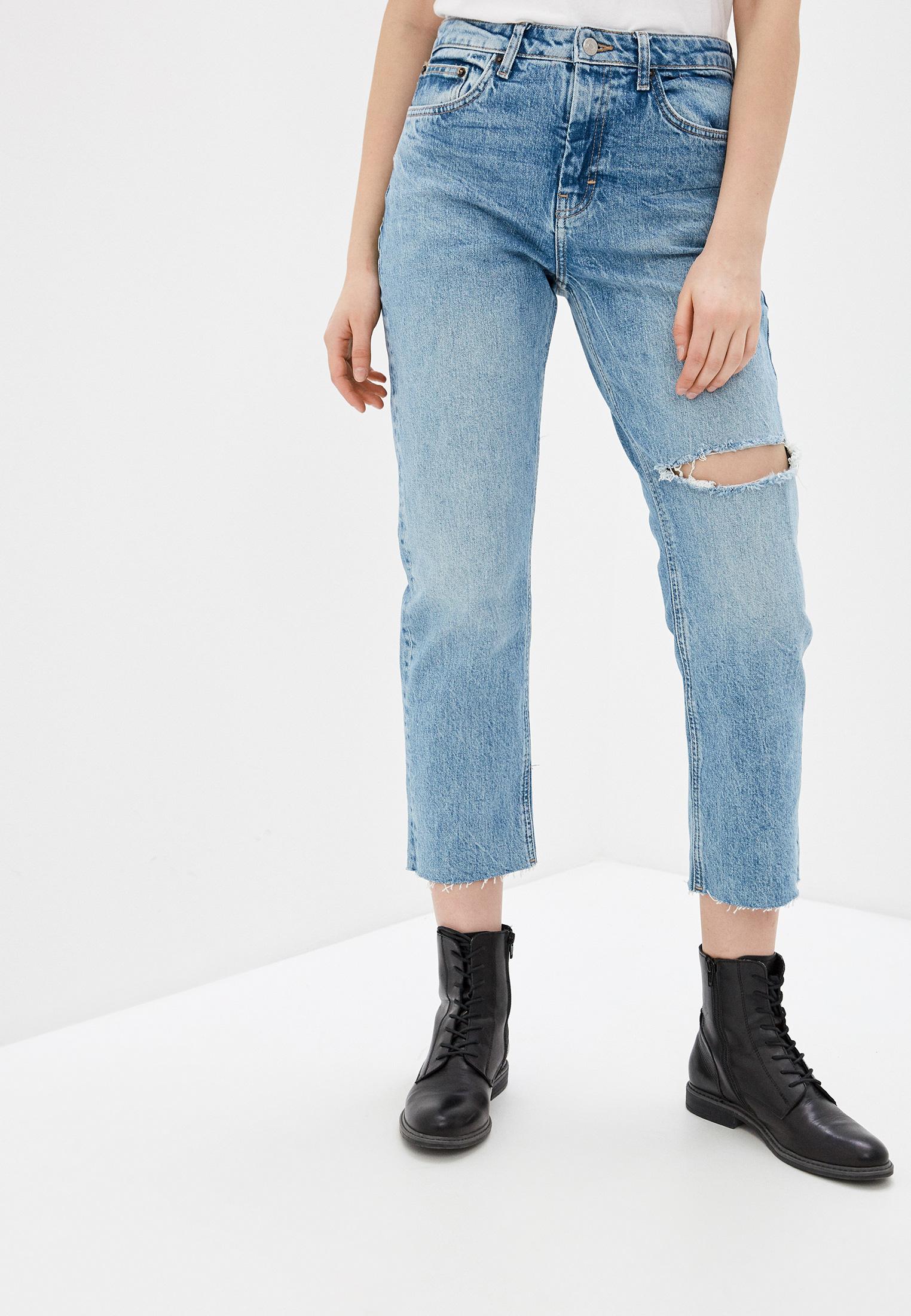 Прямые джинсы Topshop (Топ Шоп) 02G24RBLC