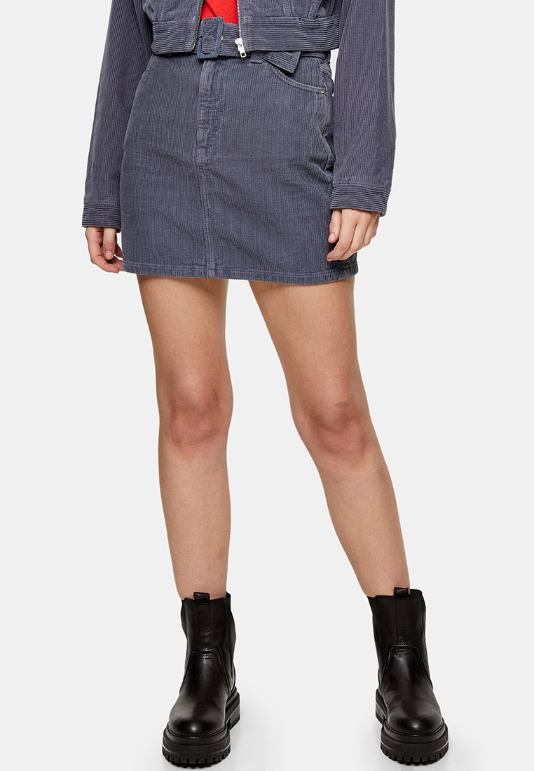 Прямая юбка Topshop (Топшоп) 05T73RBLE