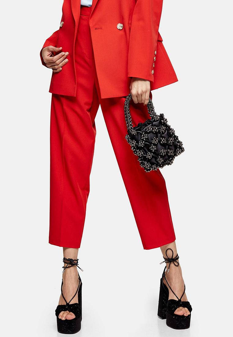 Женские классические брюки Topshop (Топ Шоп) 36L13SRED