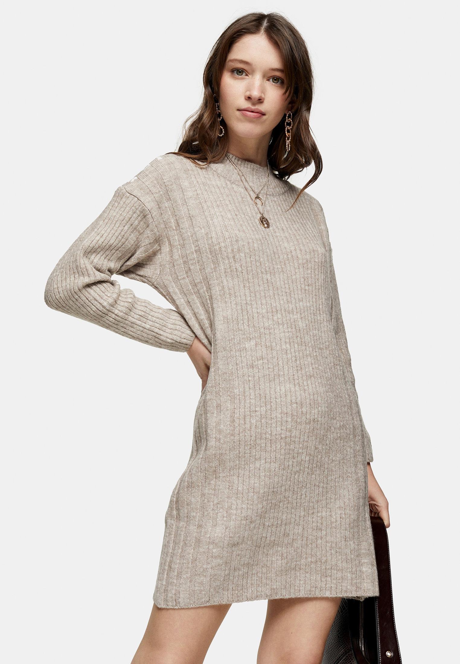 Вязаное платье Topshop (Топ Шоп) 23D04STPE