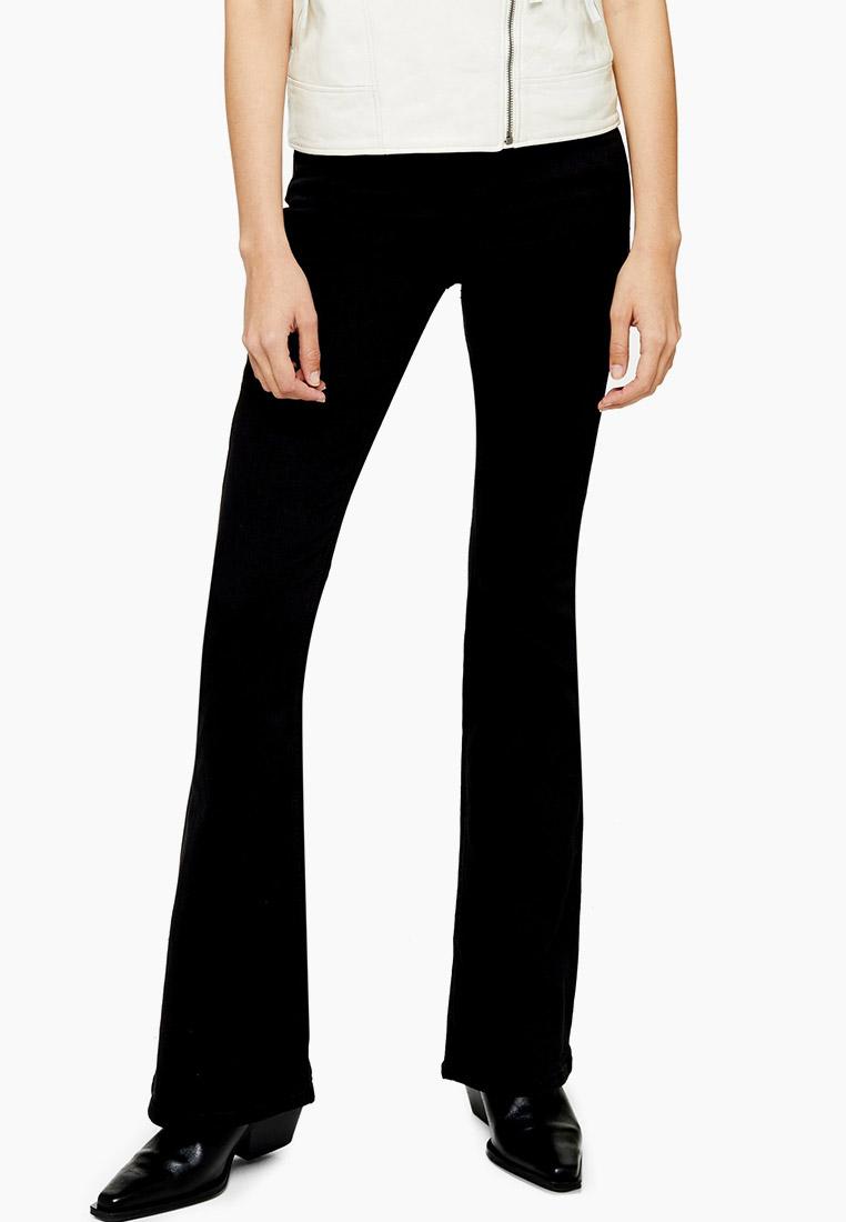 Широкие и расклешенные джинсы Topshop (Топ Шоп) 02F53RBLK