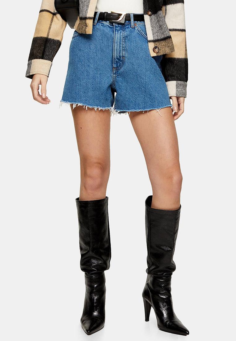 Женские джинсовые шорты Topshop (Топ Шоп) 05A85PMDT