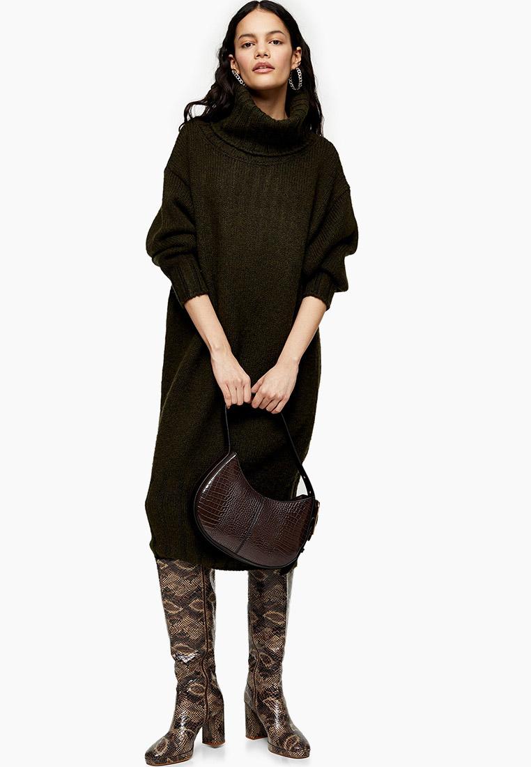 Вязаное платье Topshop (Топ Шоп) 23D03SKHA