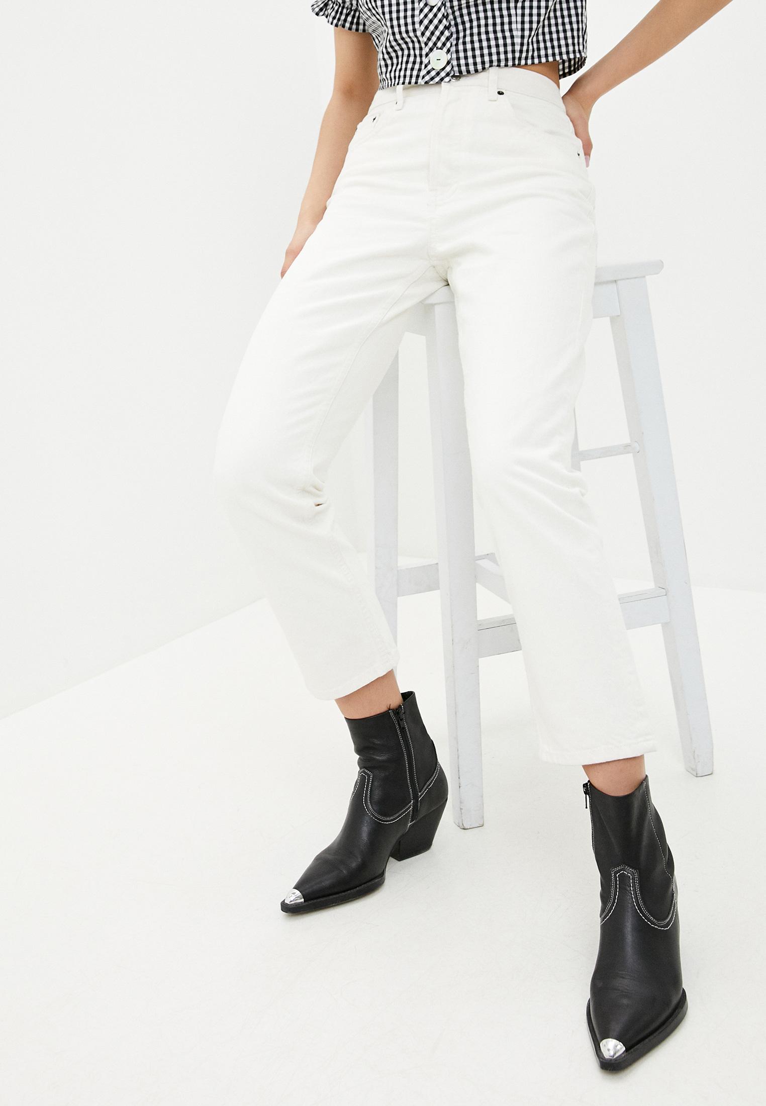 Прямые джинсы Topshop (Топ Шоп) 02W05SOFF