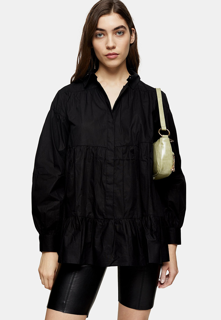 Блуза Topshop (Топ Шоп) 13K16SBLK