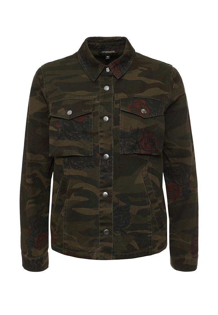 Джинсовая куртка Topshop (Топ Шоп) 11R10JKHA