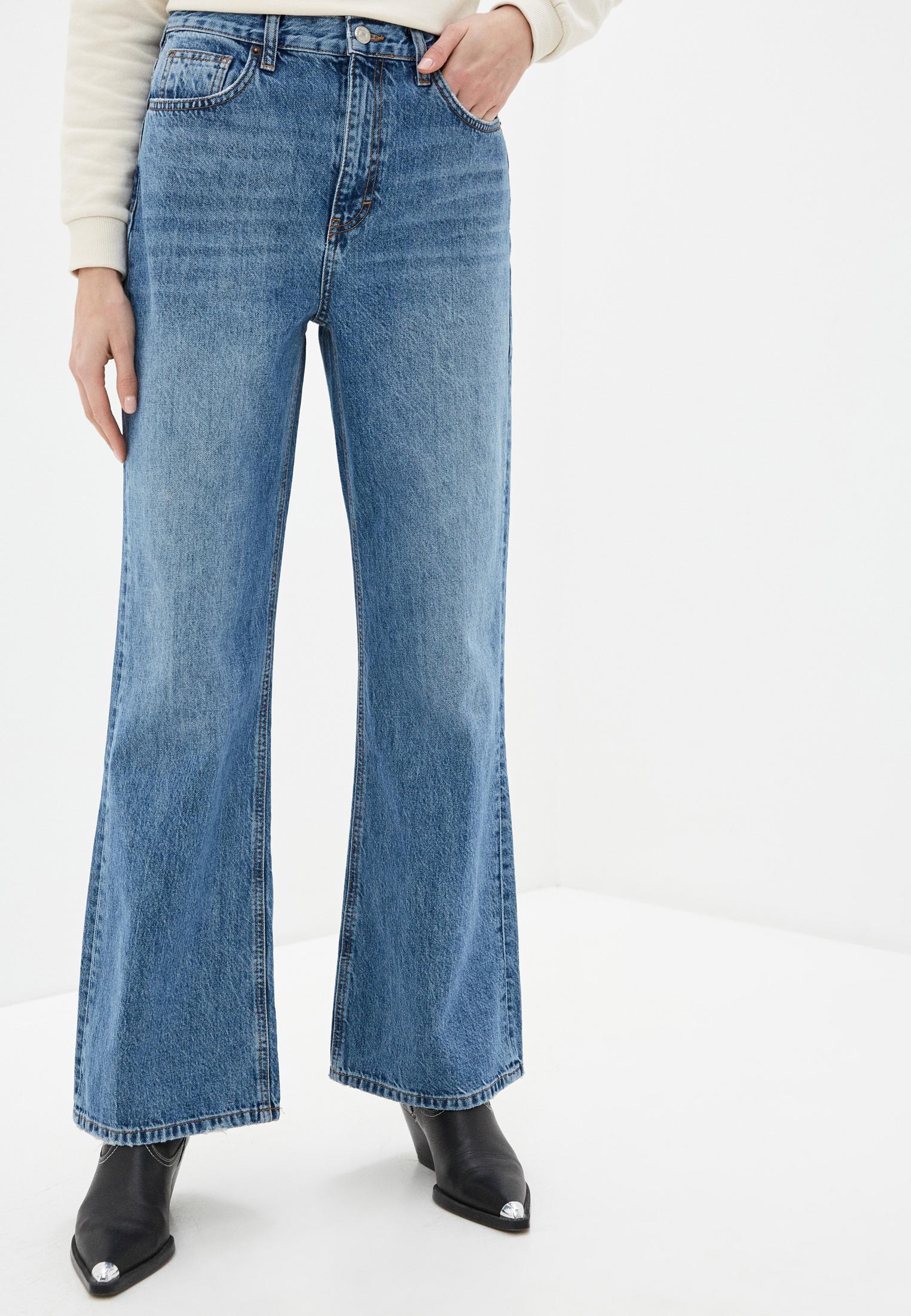 Прямые джинсы Topshop (Топ Шоп) 02W25SMDT