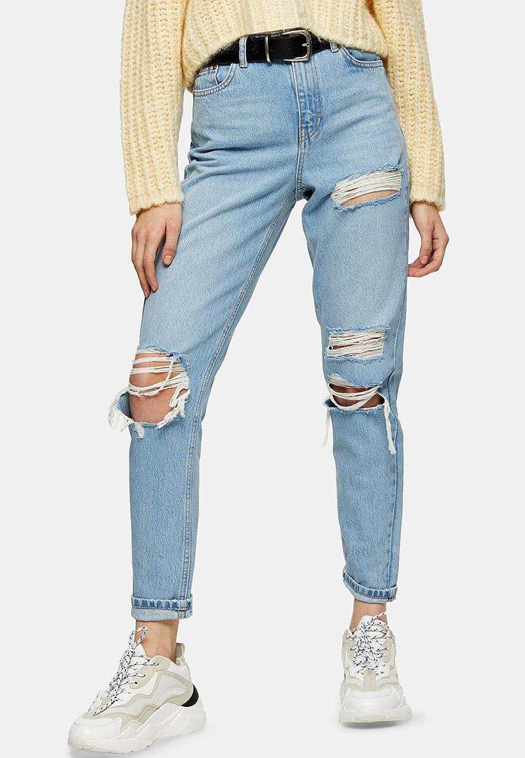 Зауженные джинсы Topshop (Топ Шоп) 02W37SBLC