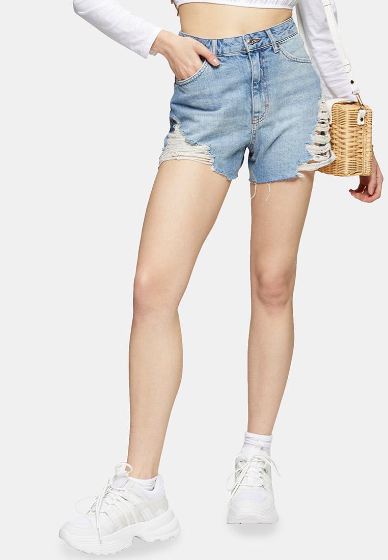 Женские джинсовые шорты Topshop (Топ Шоп) 05A82PMDT