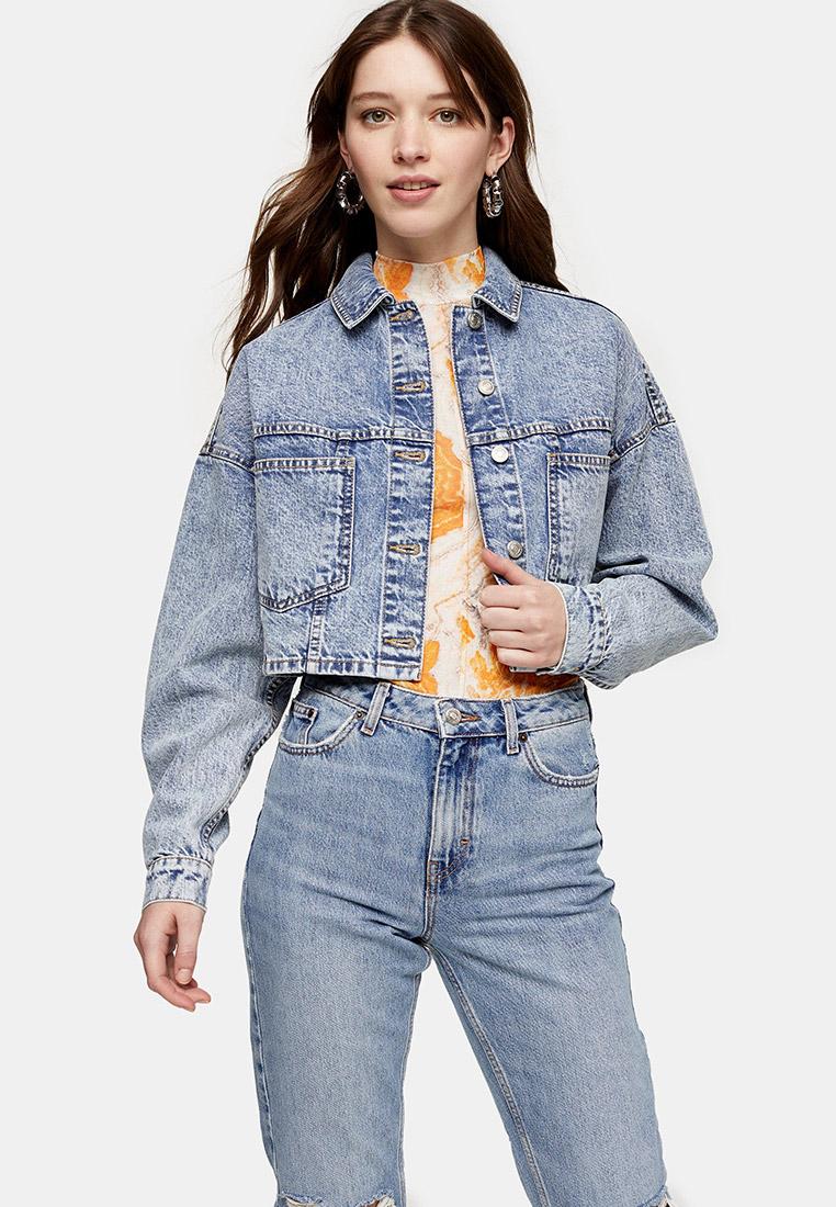 Джинсовая куртка Topshop (Топ Шоп) 05J01SBLC