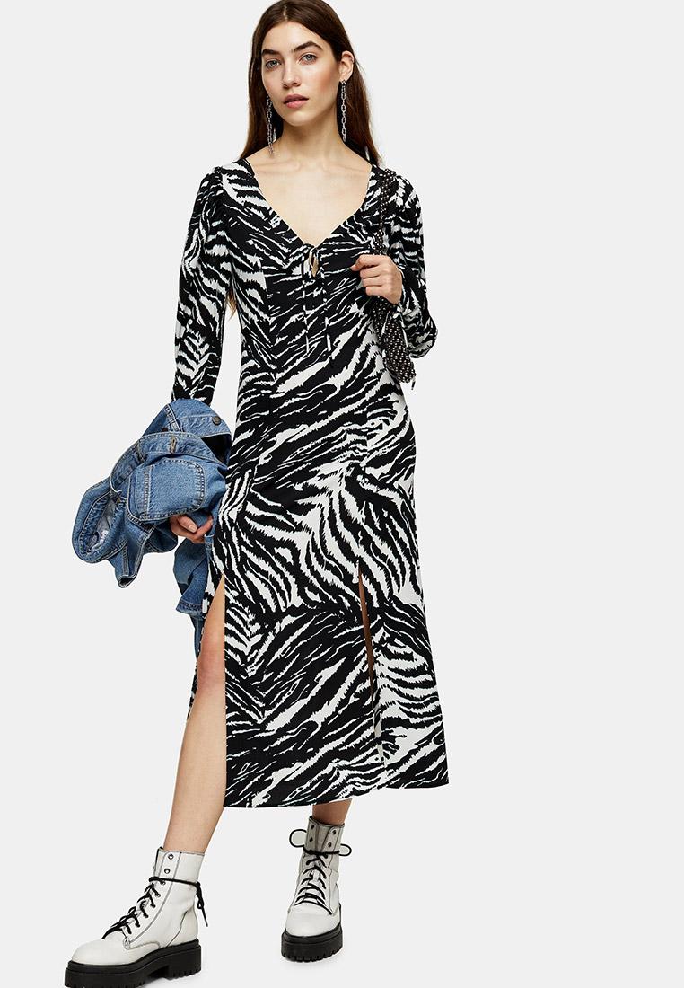 Платье Topshop (Топ Шоп) 10S19SMON