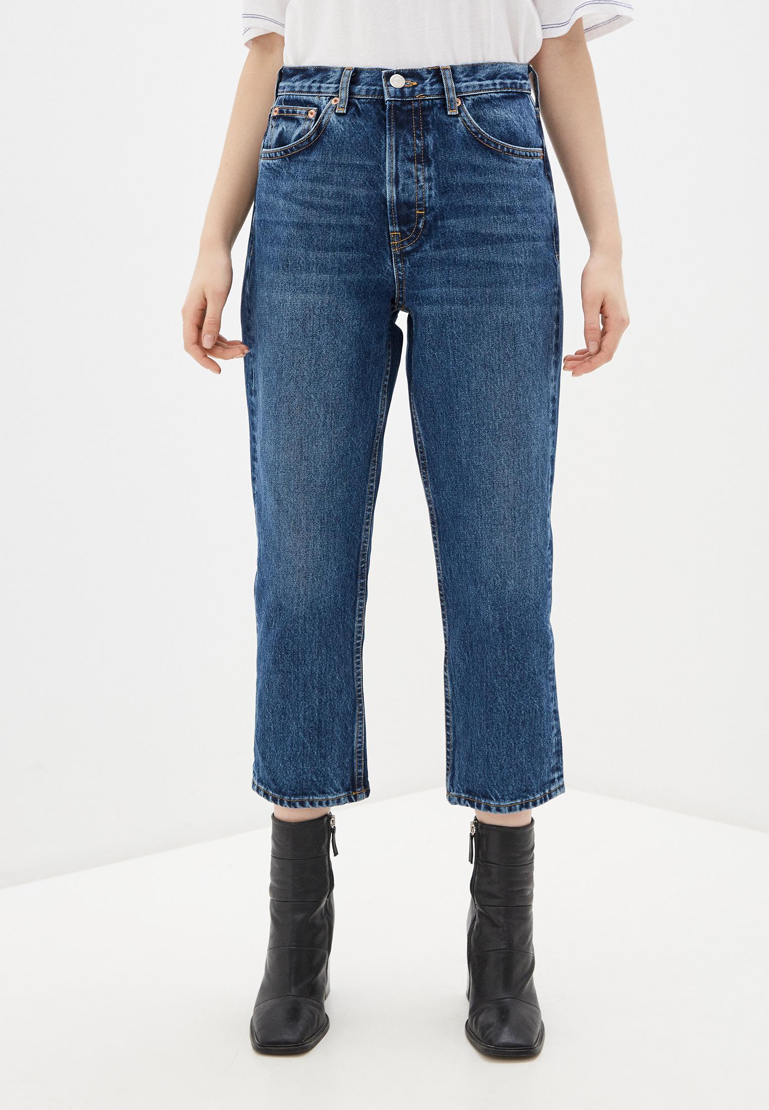 Прямые джинсы Topshop (Топ Шоп) 02W06SMDT