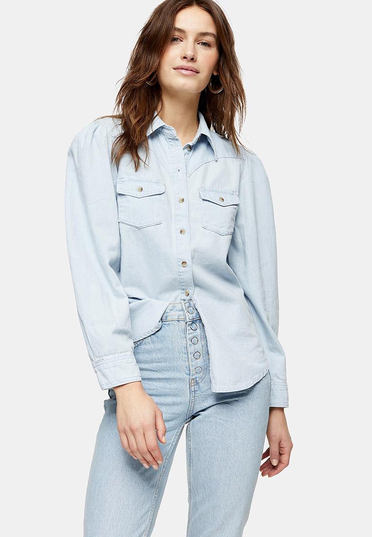 Женские джинсовые рубашки Topshop (Топшоп) 05H46PBLC