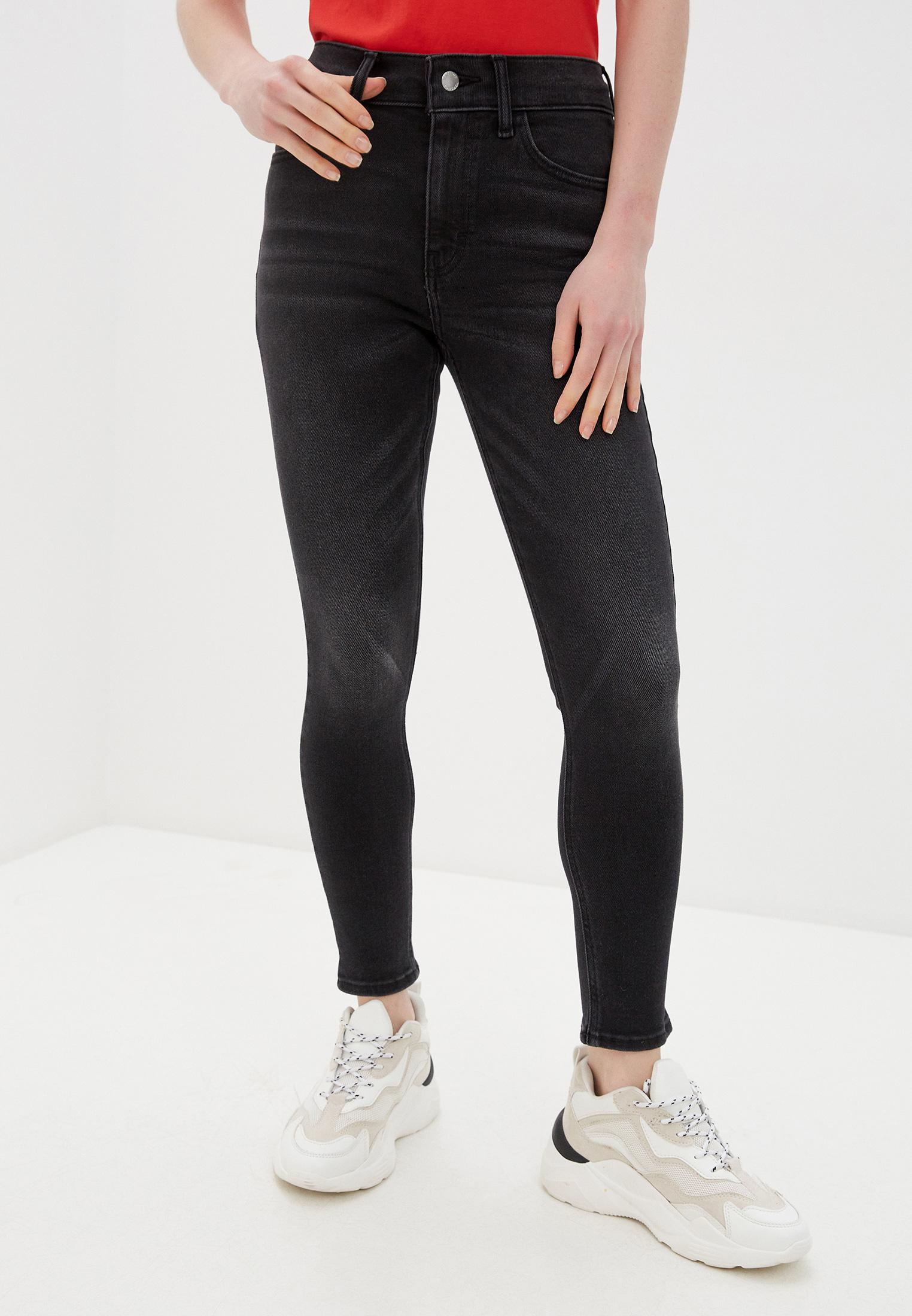 Зауженные джинсы Topshop (Топ Шоп) 02W44SWBK