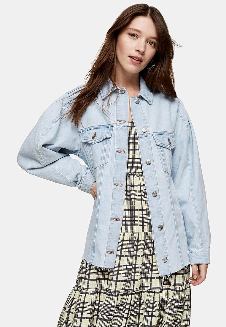 Джинсовая куртка Topshop (Топ Шоп) 05J98RBLC