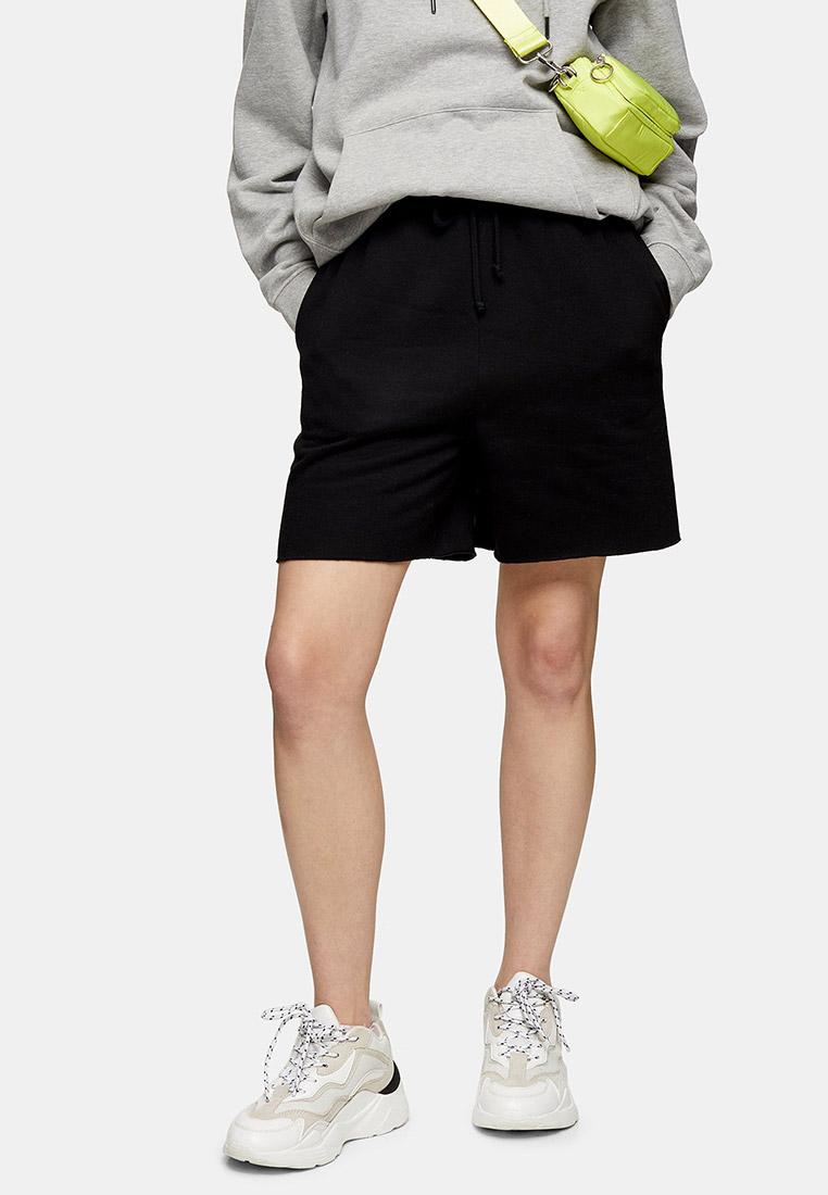 Женские спортивные шорты Topshop (Топшоп) 14T02SBLK