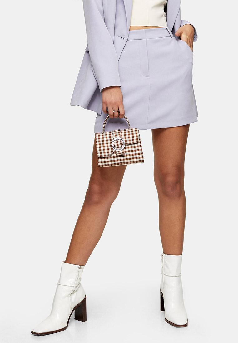 Прямая юбка Topshop (Топ Шоп) 36X02TLIL