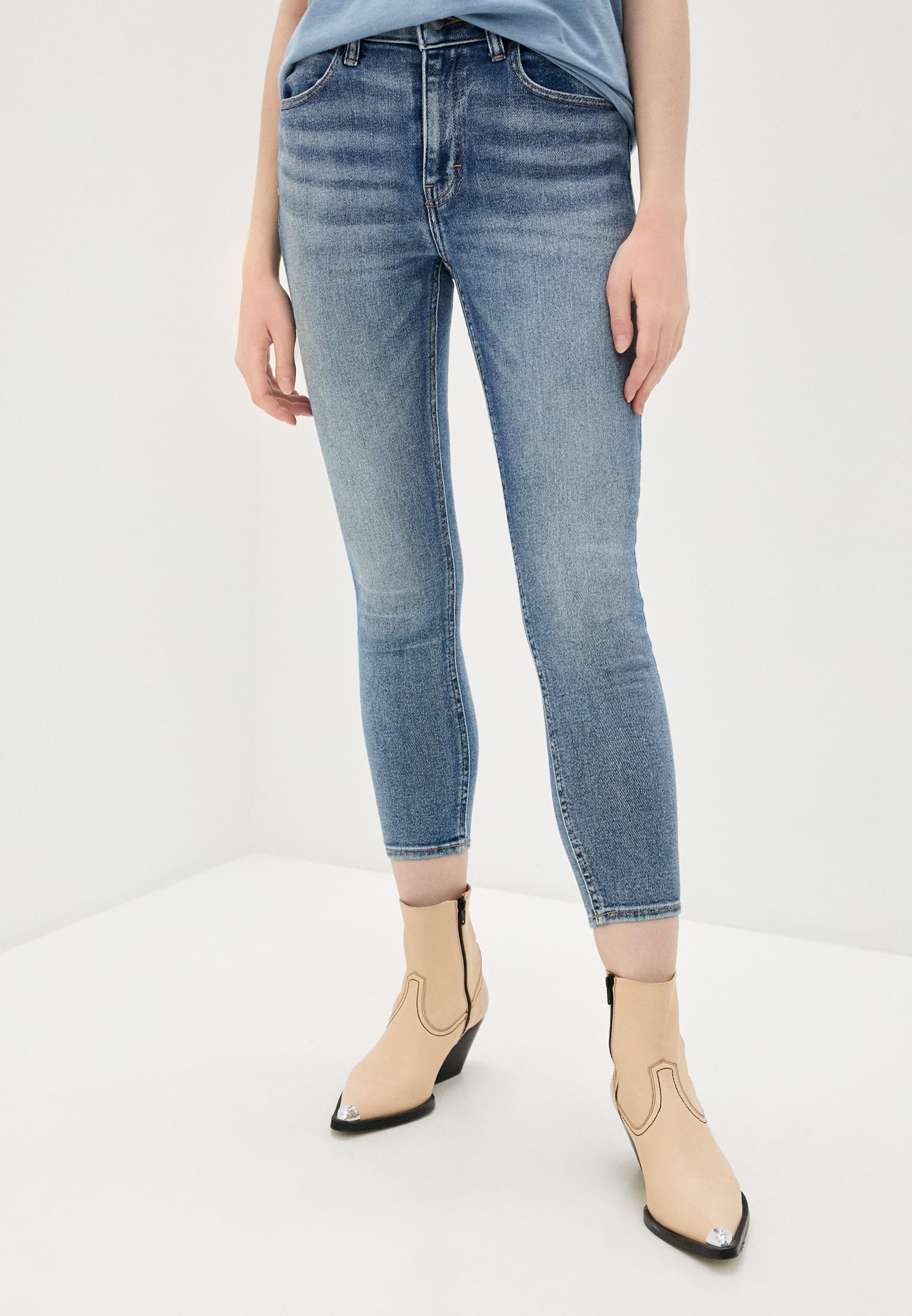 Зауженные джинсы Topshop (Топ Шоп) 02W49SMDT