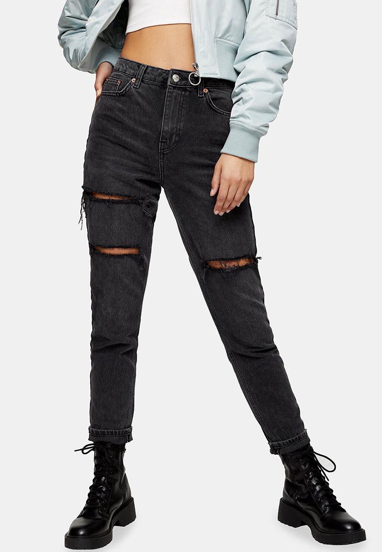 Зауженные джинсы Topshop (Топ Шоп) 02W31SWBK
