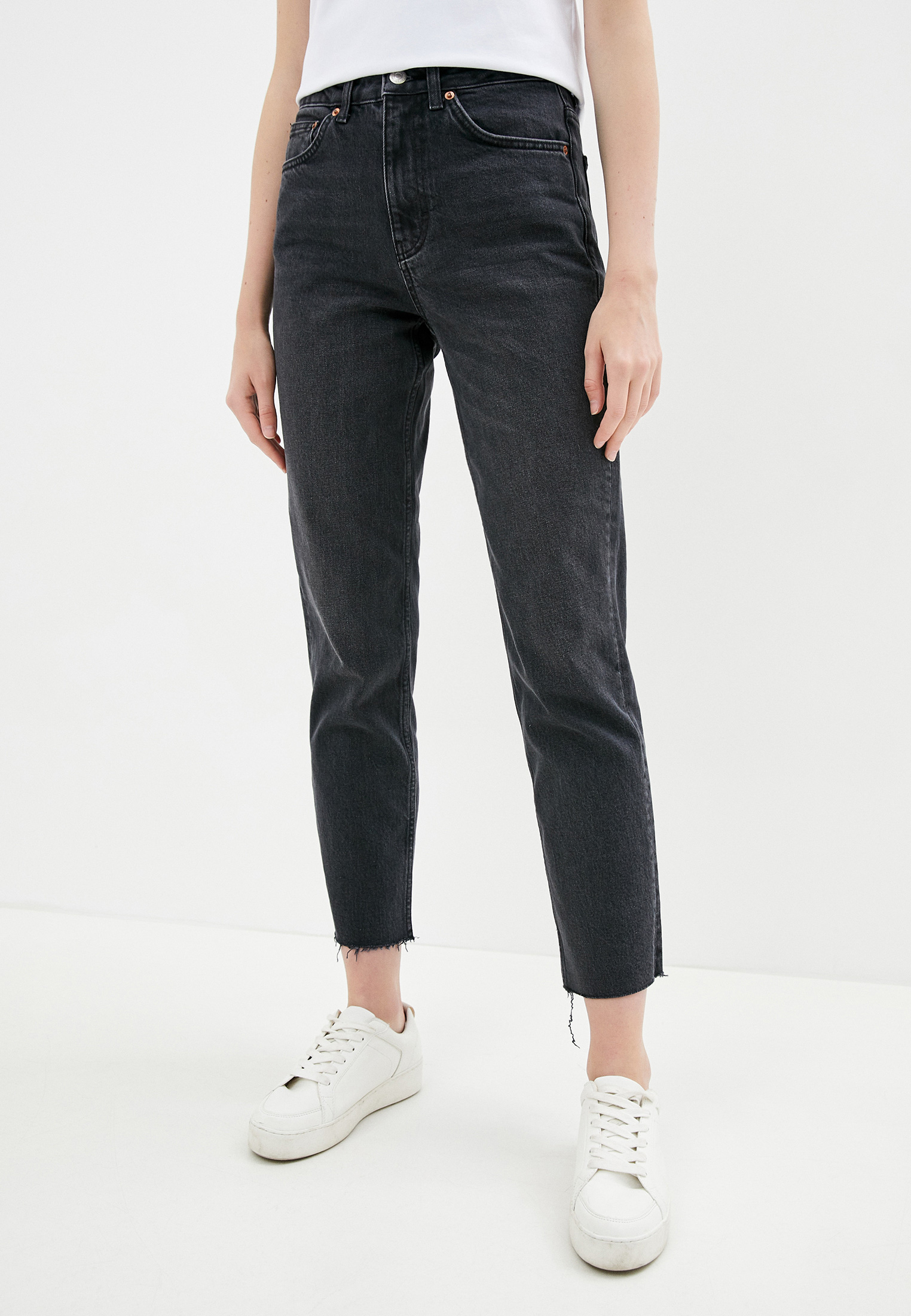 Прямые джинсы Topshop (Топ Шоп) 02W42SWBK