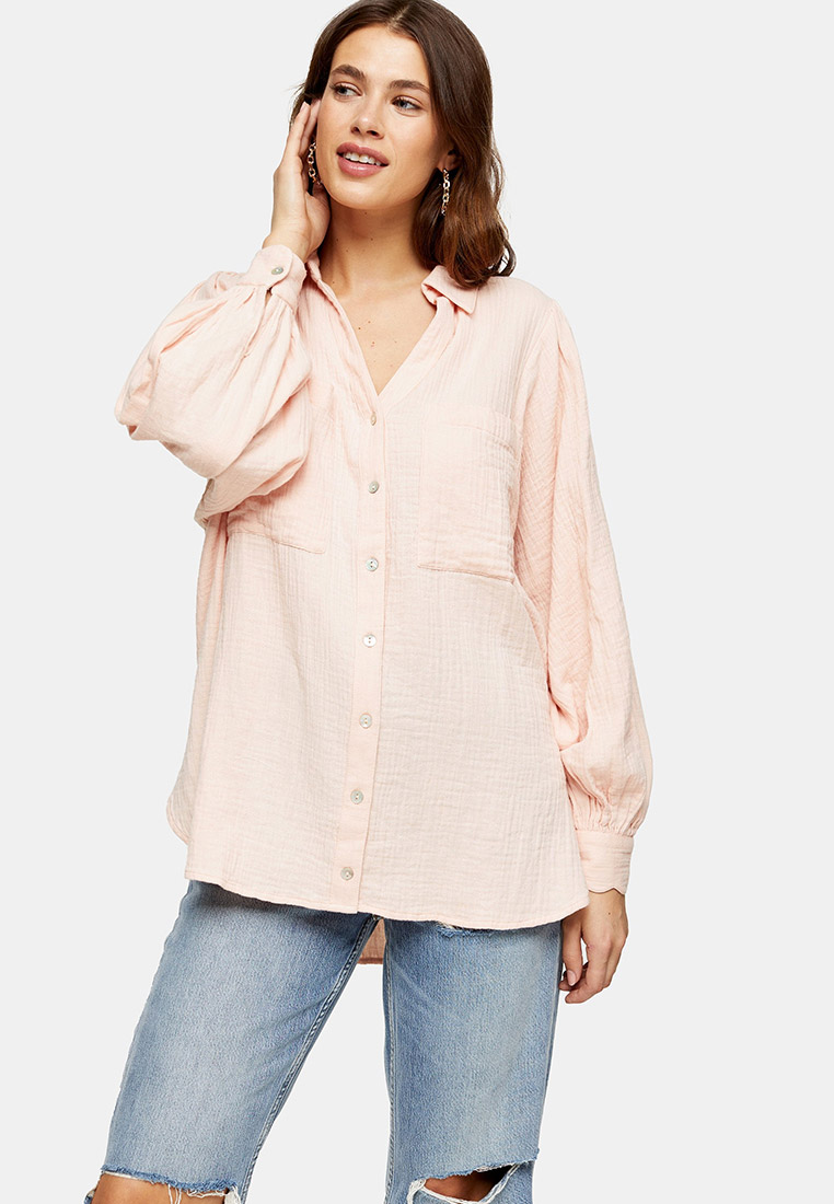 Блуза Topshop (Топ Шоп) 13L05SPNK