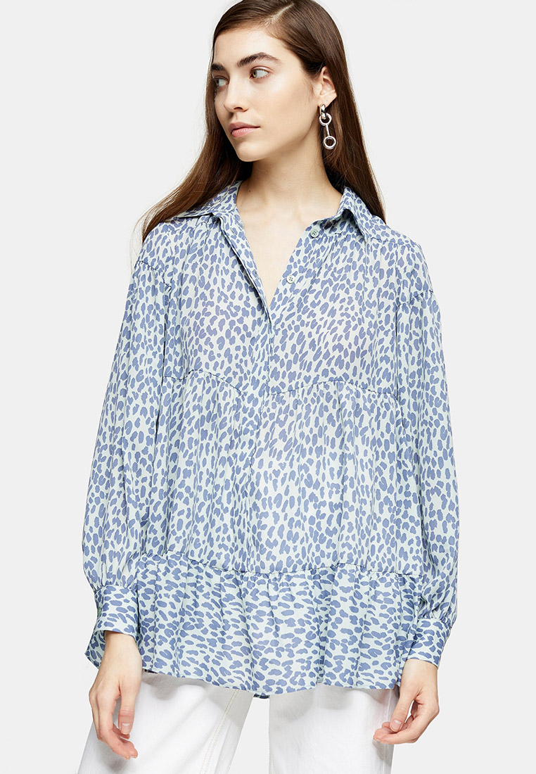 Блуза Topshop (Топ Шоп) 13M31SBLE